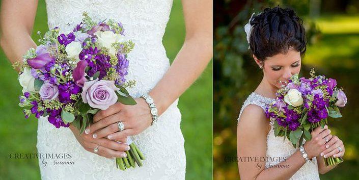 Laura Huettner | Columbus, NE Bride's Bouquet
