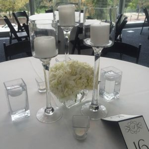 Leah Wedding Floral Centerpiece